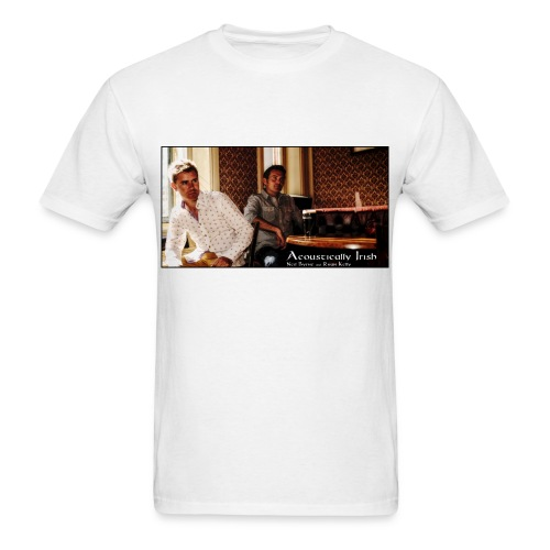 Mens Bar Image T-Shirt - Men's T-Shirt
