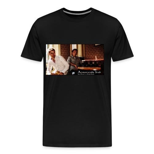 Mens Bar Image Premium T-Shirt Up To 5XL - Men's Premium T-Shirt