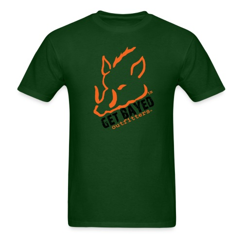Hurricanes Colors - Men's T-Shirt