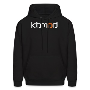 Men's Hoodie - KBMOD,KBMOD.COM,Keyboard + Mouse or Die