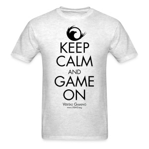 Mens - VG Keep Calm - Men's T-Shirt
