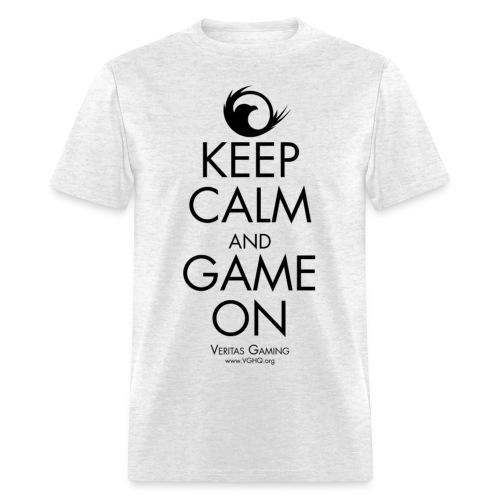Mens - VG Keep Calm - Men's T-Shirt