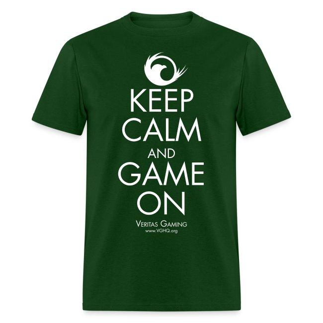 Mens - VG Keep Calm
