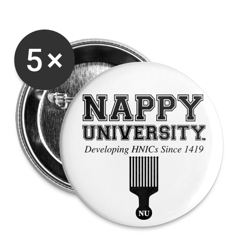 Nappy University Logotype