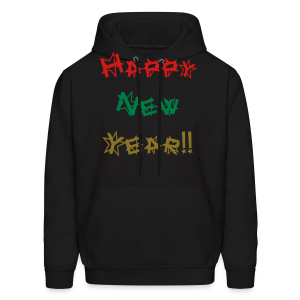 Happy New Year - Men's Hoodie