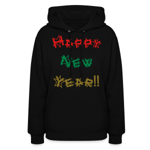Happy New Year - Women's Hoodie