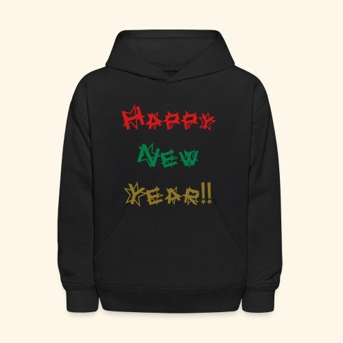 Happy New Year - Kids' Hoodie