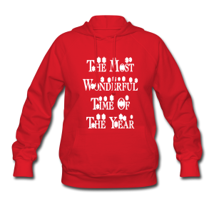 The most wonderful time of the year - Women's Hoodie