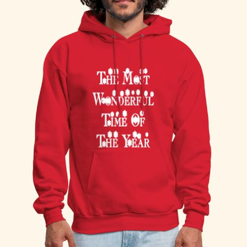 The most wonderful time of the year - Men's Hoodie