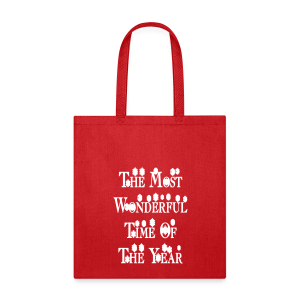 The most wonderful time of the year - Tote Bag