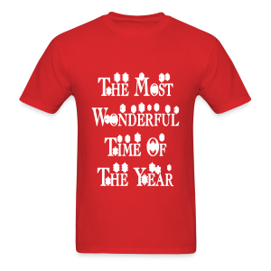 The most wonderful time of the year - Men's T-Shirt