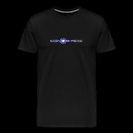 T-Shirts ~ Men's Premium T-Shirt ~ Neon Shadow Tshirt