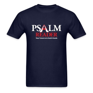 Psalm Reader Shirt - Men's T-Shirt