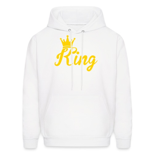 Fit For A King! - Men's Hoodie