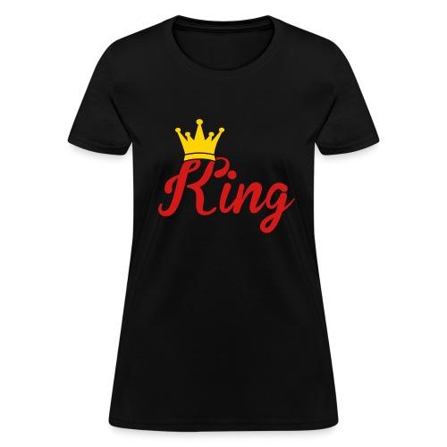 She the Ms. not a mistress  - Women's T-Shirt
