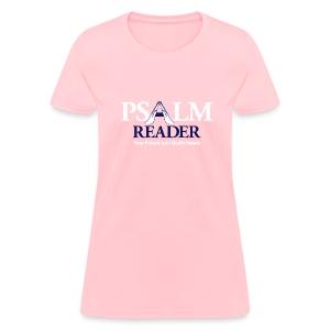 Women's Psalm Reader Shirt - Women's T-Shirt