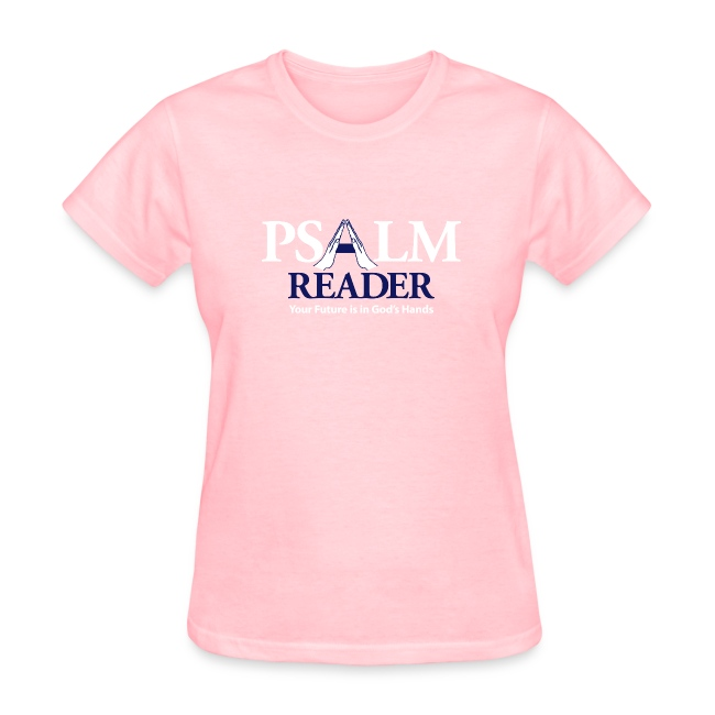 Women's Psalm Reader Shirt