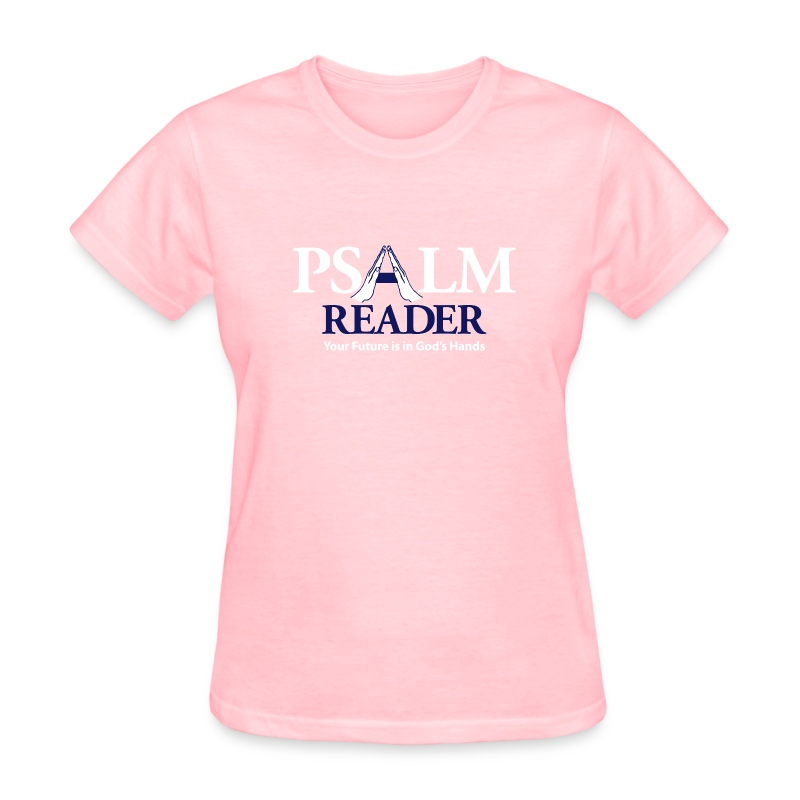 Women's Psalm Reader Shirt - Women's T-Shirt