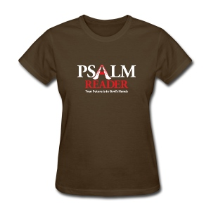 Brown Psalm Reader Shirt - Women's T-Shirt