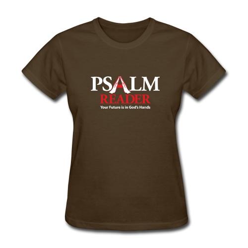 Brown Psalm Reader Shirt - Women's T-Shirt
