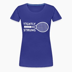Tightly Strung Women's T-Shirts