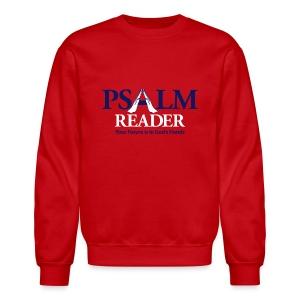 Psalm Reader Sweat Shirt - Crewneck Sweatshirt