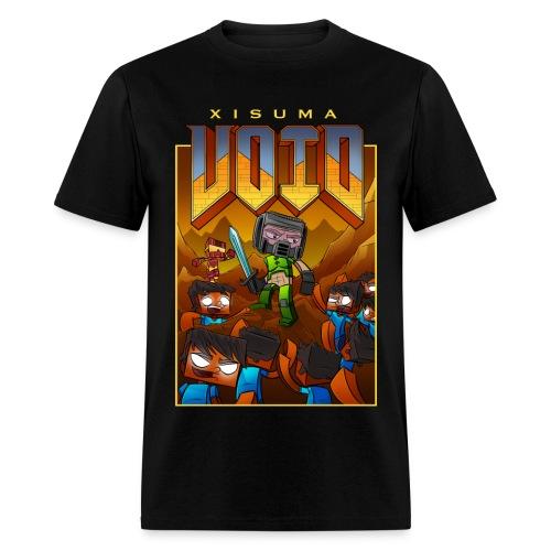 DOOMVOID (MENS) PATREON - Men's T-Shirt