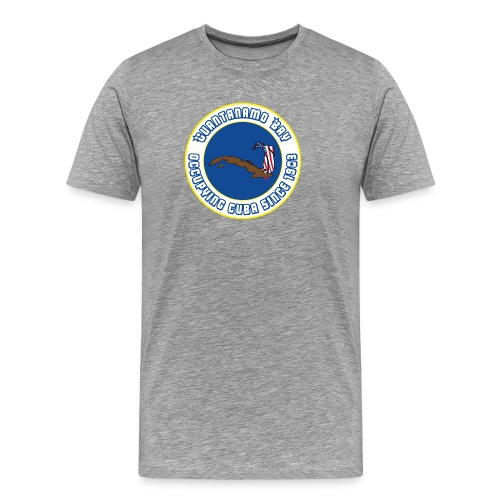 Guantanamo Bay - Men's Premium T-Shirt