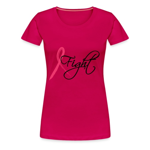 The Fancy Fight - Women's Premium T-Shirt