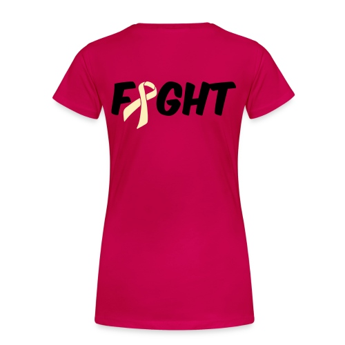 Power Fight - Women's Premium T-Shirt
