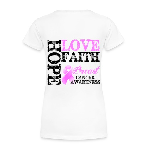 Faith Hope & Love - Women's Premium T-Shirt