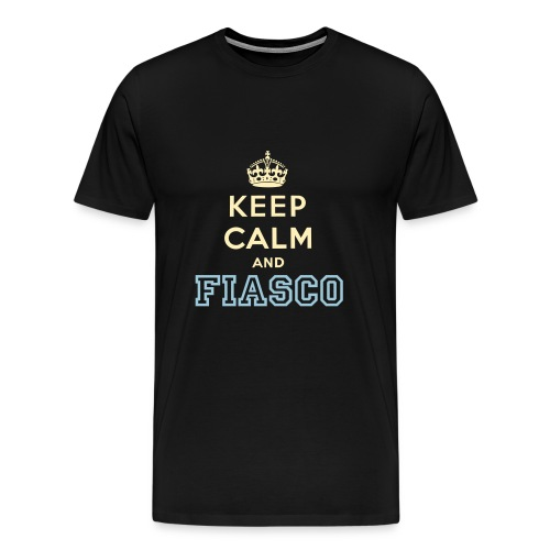 Fiasco Shirt - Men's Premium T-Shirt