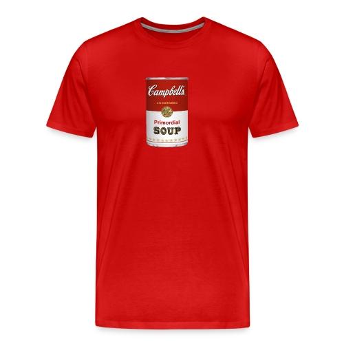 Campbells primordial soup - Men's Premium T-Shirt