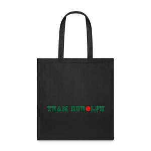 Team Rudolph Christmas Tote - Tote Bag