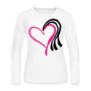 Long Sleeved Jersey - Women's Long Sleeve Jersey T-Shirt