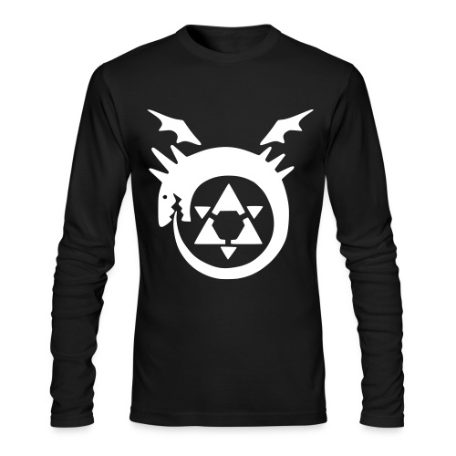 Mythical Longsleeve  - Men's Long Sleeve T-Shirt by Next Level