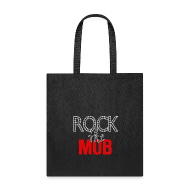 Bags & backpacks ~ Tote Bag ~ Rock the Mob Canvas Tote
