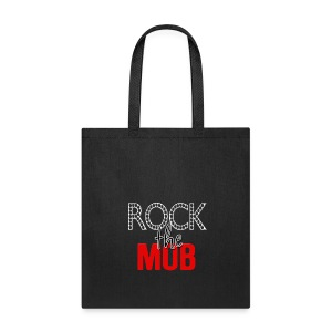 Rock the Mob Canvas Tote - Tote Bag