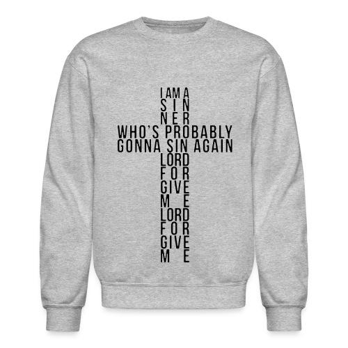 Sinner Sweatshirt - Crewneck Sweatshirt