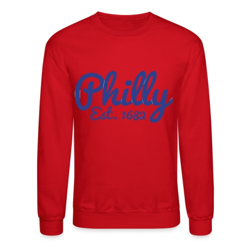 Philly Sweatshirt - Crewneck Sweatshirt
