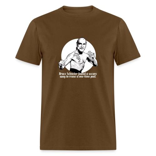 Bruce Schneier Fact - Men's T-Shirt