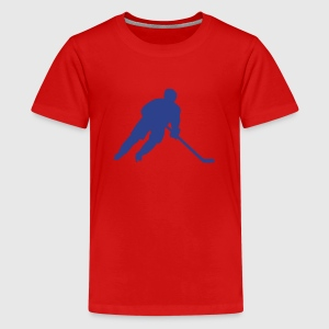 Hockey Kids' Shirts - Kids' Premium T-Shirt