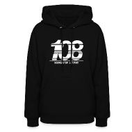 Hoodies ~ Women's Hoodie ~ 108BPM - Moombahton Sweater (Women)