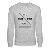Long Sleeve Shirts ~ Crewneck Sweatshirt ~ Dembow - Crew Neck Sweater (Men)
