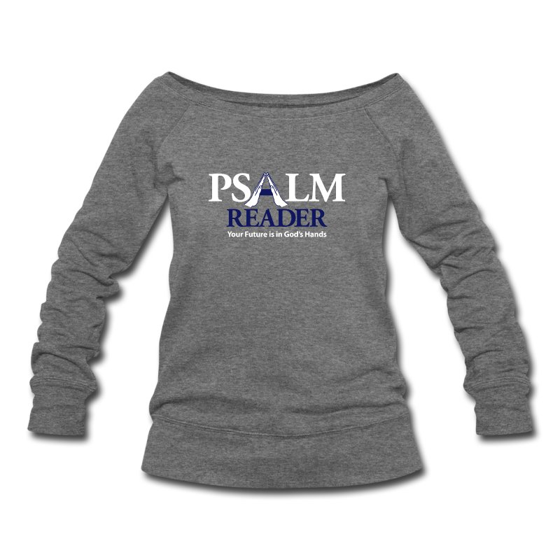 Psalm Reader - Women's Wideneck Sweatshirt