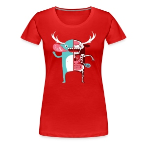 Women's Premium T-Shirt - Art print available at Society6