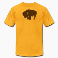 wildlife: the bison T-Shirts