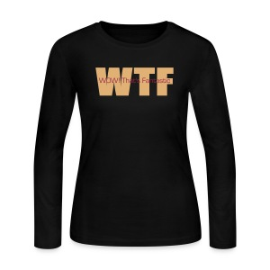 WOW! That's Fantastic - Digital - Women's Long Sleeve Jersey T-Shirt