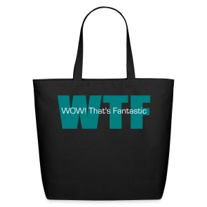 WOW! That's Fantastic - Digital - Eco-Friendly Cotton Tote