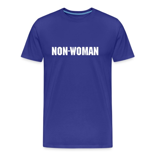 Non-Woman (Boys) - Men's Premium T-Shirt